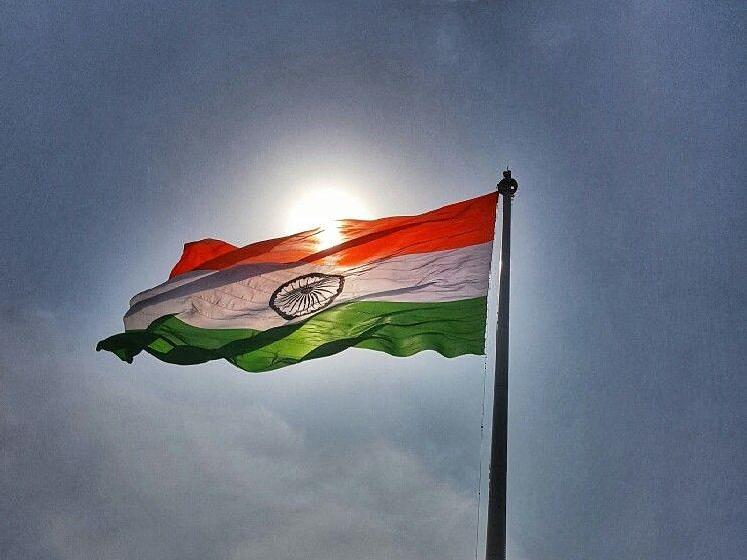 भारताचे स्वातंत्र्य चिरायू होवो !