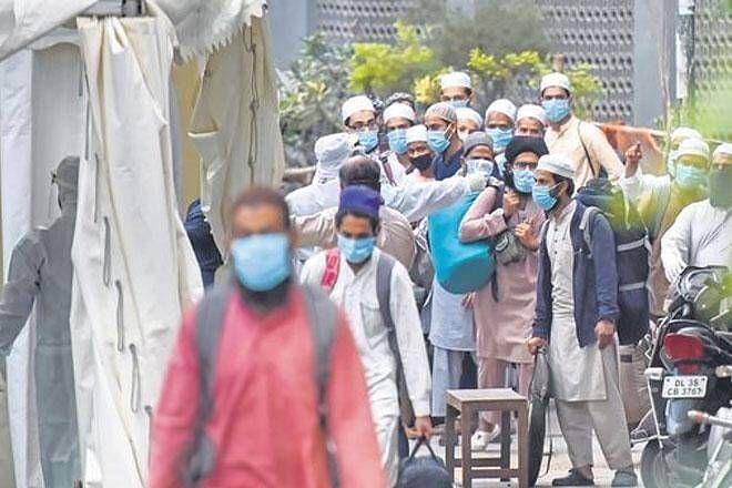 तबलिगी जमात फंडिंग : ईडीचे दिल्ली, मुंबईसह 20 ठिकाणी छापे
