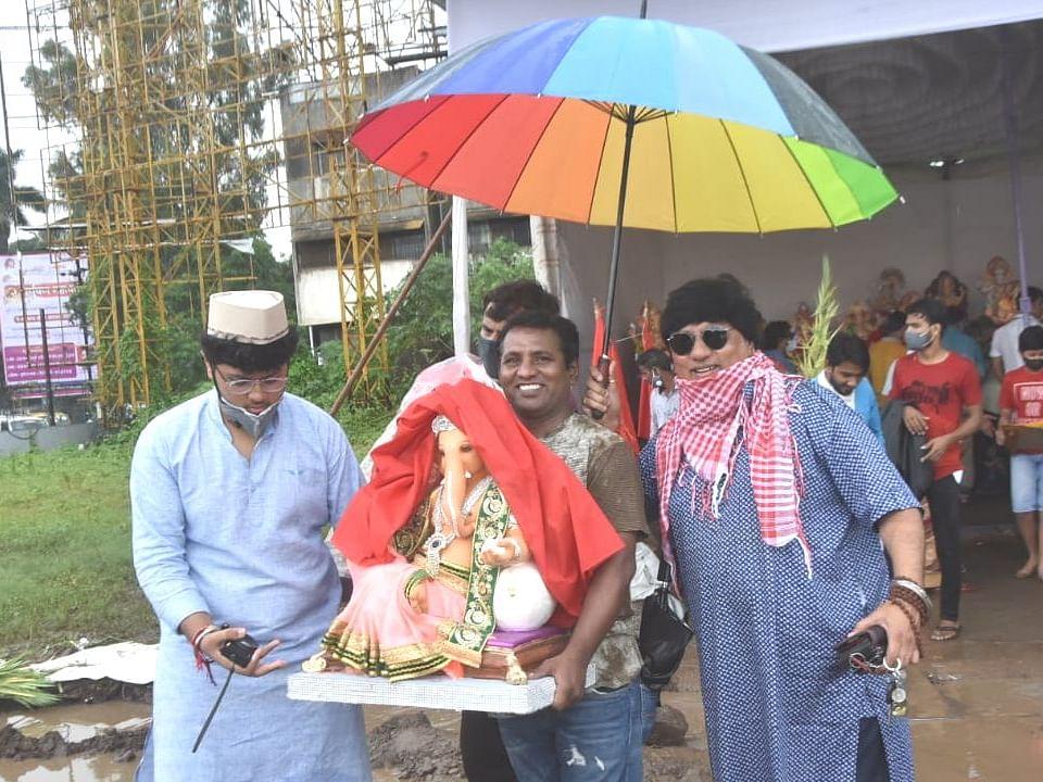 Simplicity marks Ganesh Chaturthi celebrations