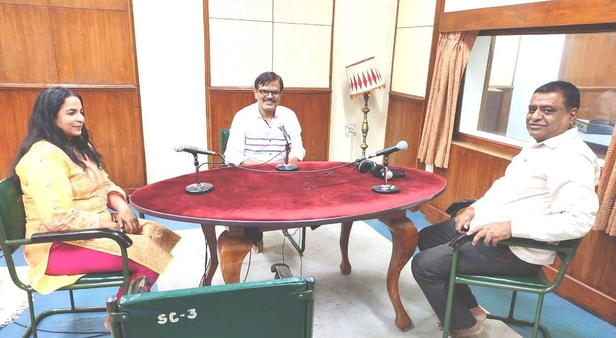 जिल्हा परिषदेचा 'विद्यावाहिनी रेडिओ' उपक्रम