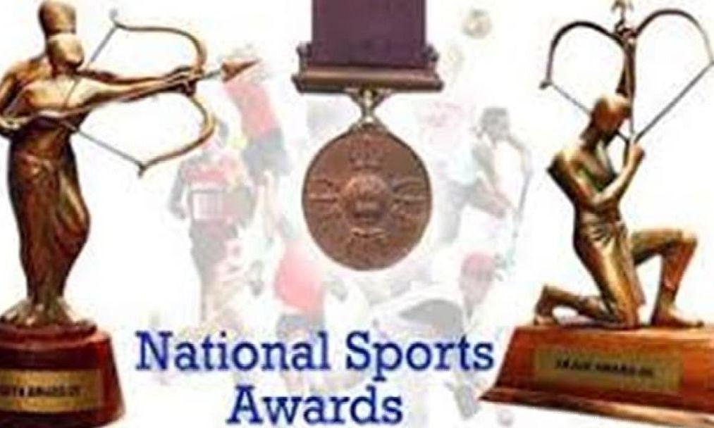 राष्ट्रीय क्रीडा पुरस्कार सोहळा होणार ऑनलाईन