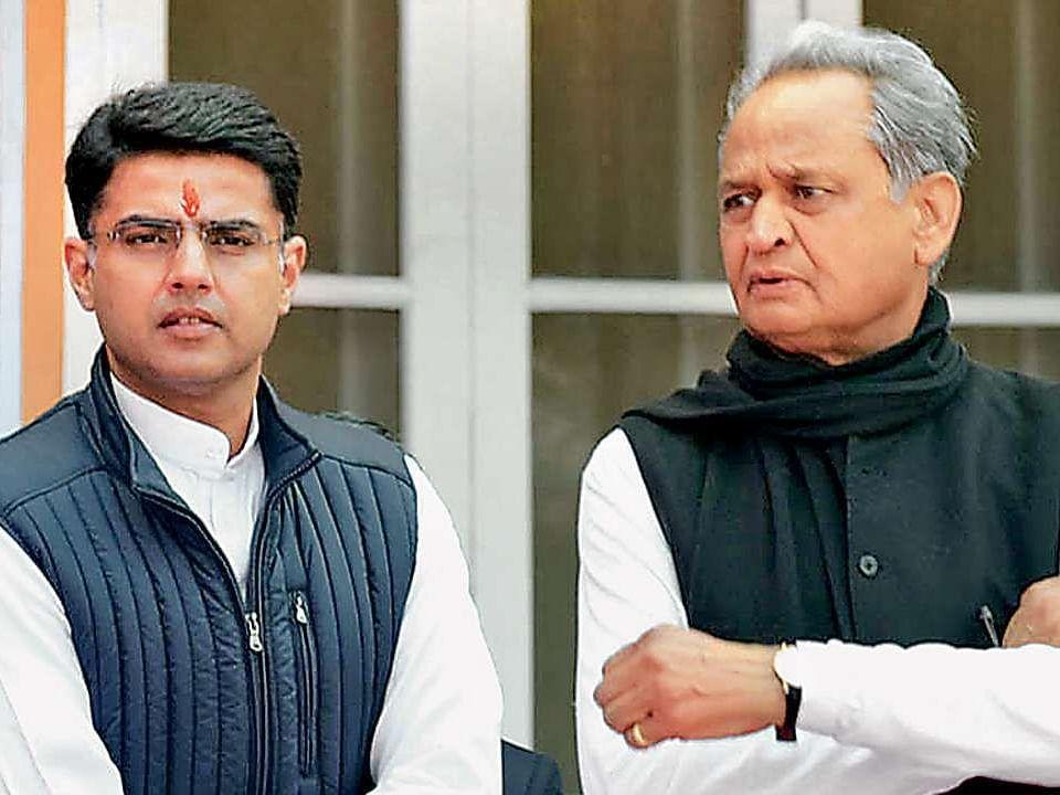राजस्थान : मुख्यमंत्री गेहलोत आणि पायलट यांच्यातील भांडणात होणार तिसर्याचाच लाभ?