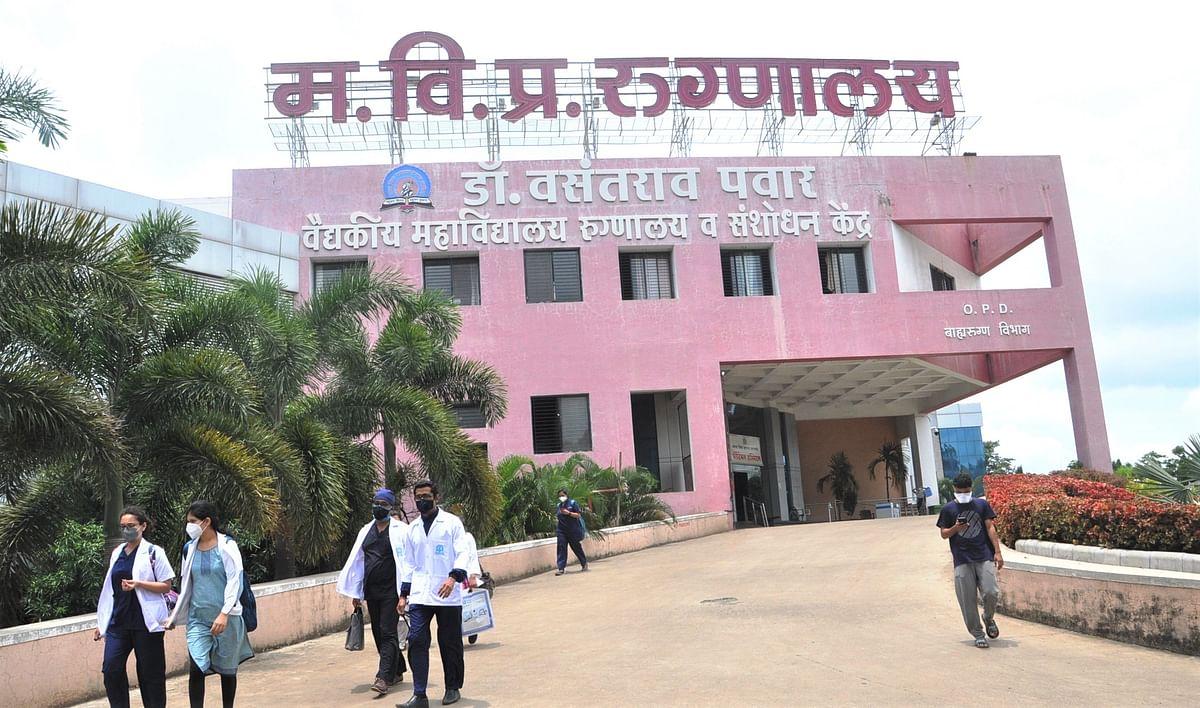 मविप्रच्या कोव्हिड रुग्णालयात ६३६ रुग्णांची करोनावर मात