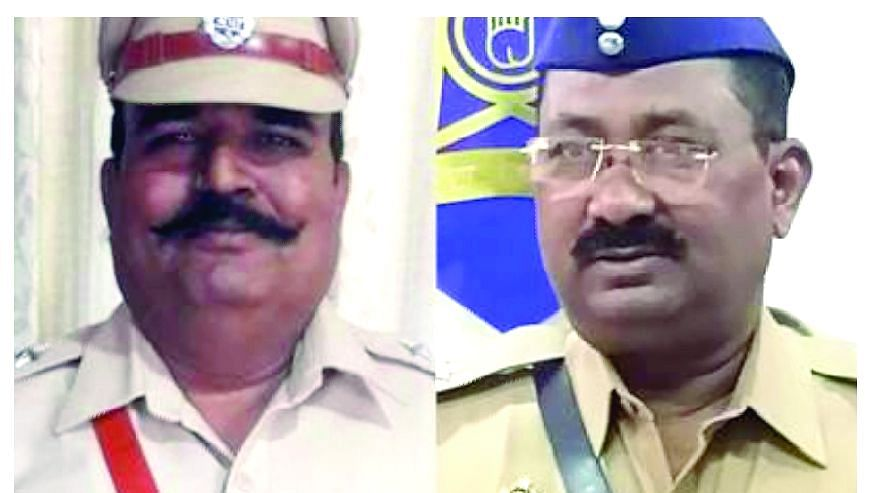 जिल्ह्यातील दोघा पोलीसांना पोलीस पदक जाहीर