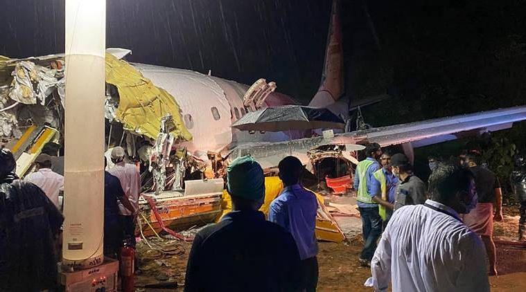 केरळ विमान दुर्घटना : मृत्यूचा आकडा १८ वर