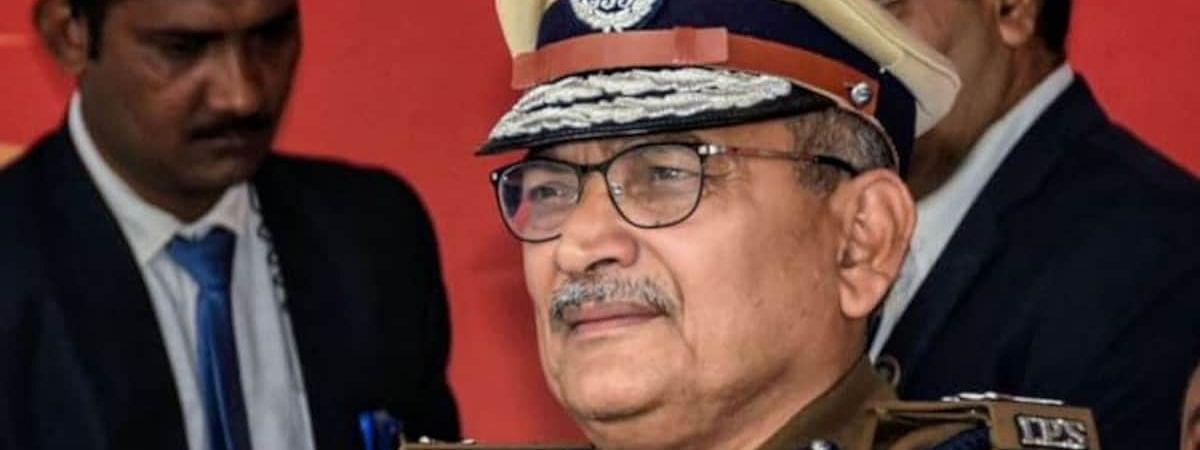 बिहारचे DGP गुप्तेश्वर पांडेंनी घेतली स्वेच्छानिवृत्ती