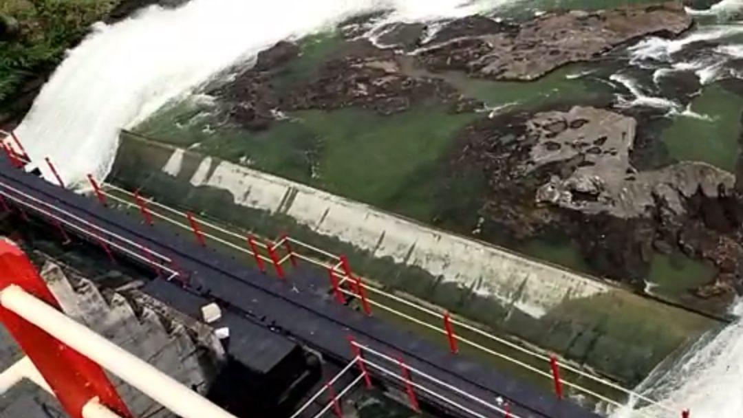 Videoयोगायोग : गिरणातून २४६८ क्युसेक पाण्याचा विसर्ग
