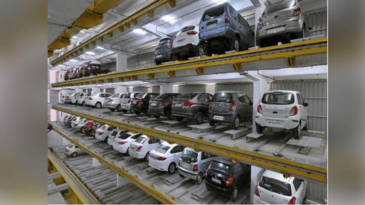 नाशिकमध्ये स्मार्ट आणि बहुमजली पार्किंग