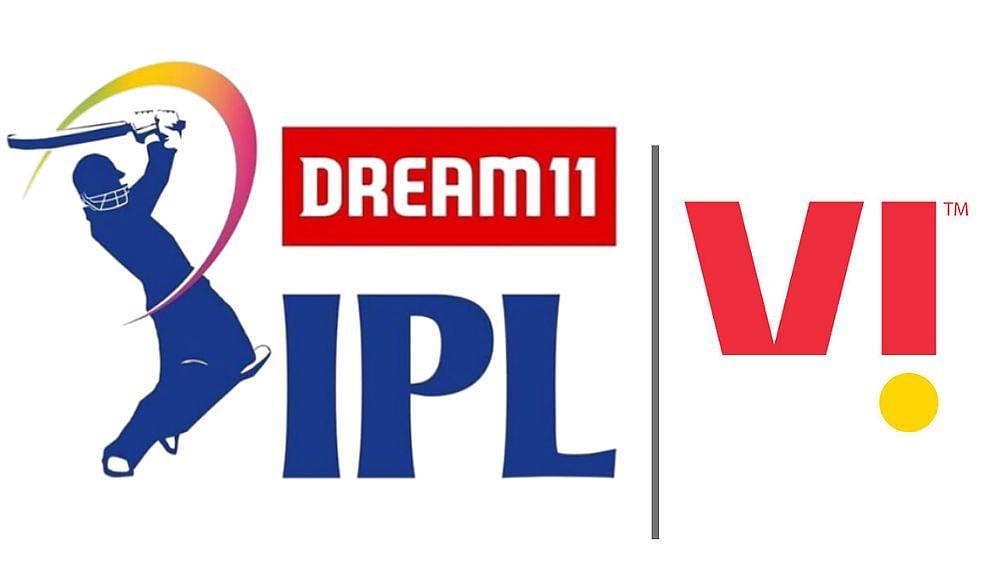 Vi मिळाले IPL 2020 चे लाईव्ह ब्रॉडकास्ट स्पॉन्सरशिप राइट्स