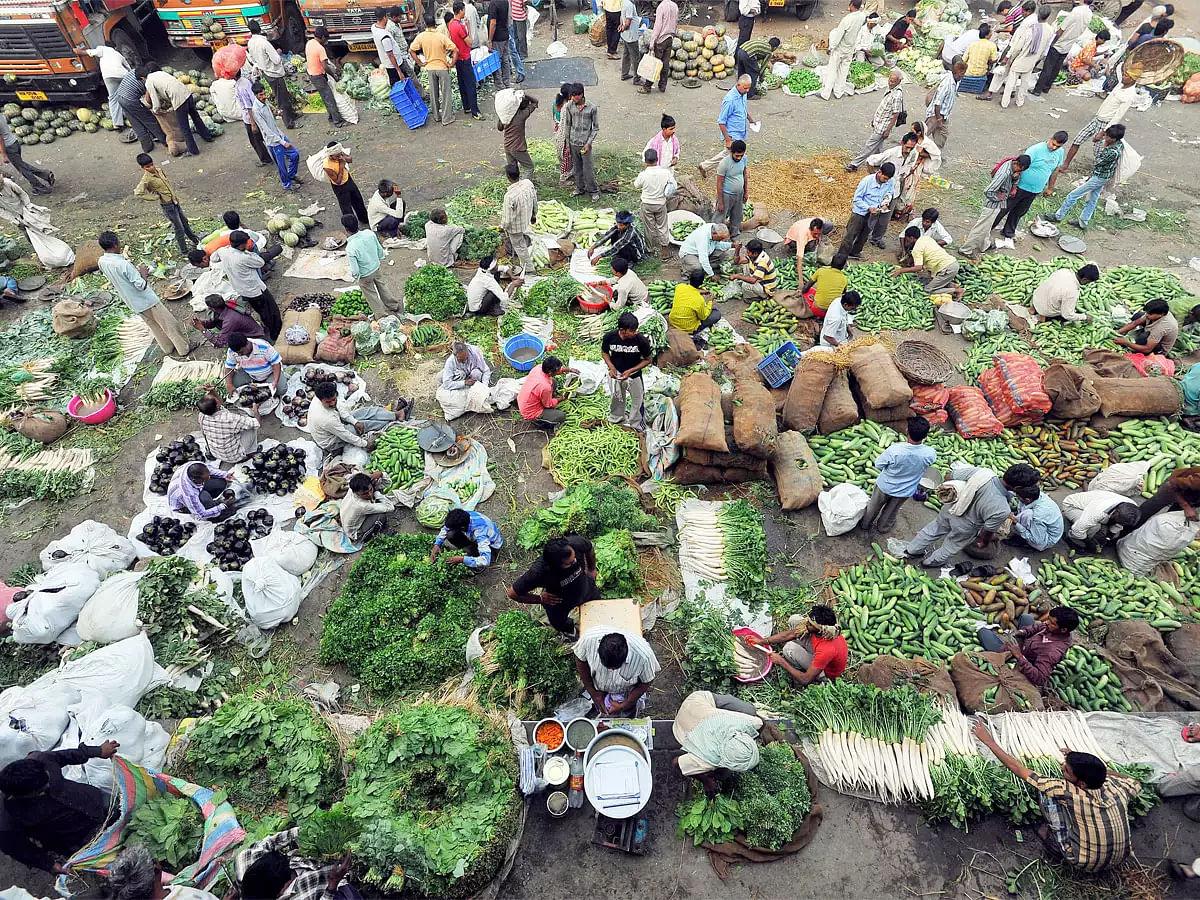 हमी भावाच्या संरक्षणासाठी शेतकर्यांचा बदलांना प्रतिरोध