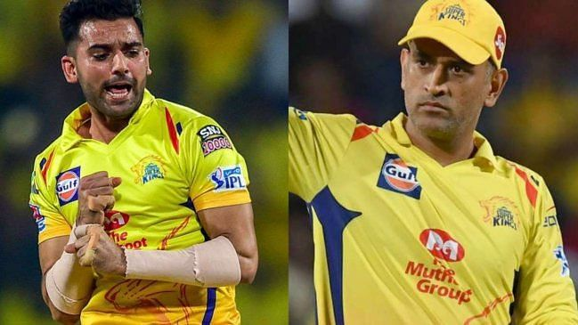 Dhoni prefers players who are good in all departments: Chahar