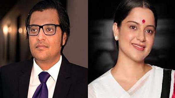 Arnab Goswami, Kangana Ranaut face privilege motions in both Maha Houses