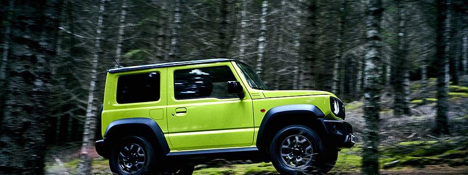 Suzuki ची Jimny भारतातच बनणार; जाणून घ्या वैशिष्ठे