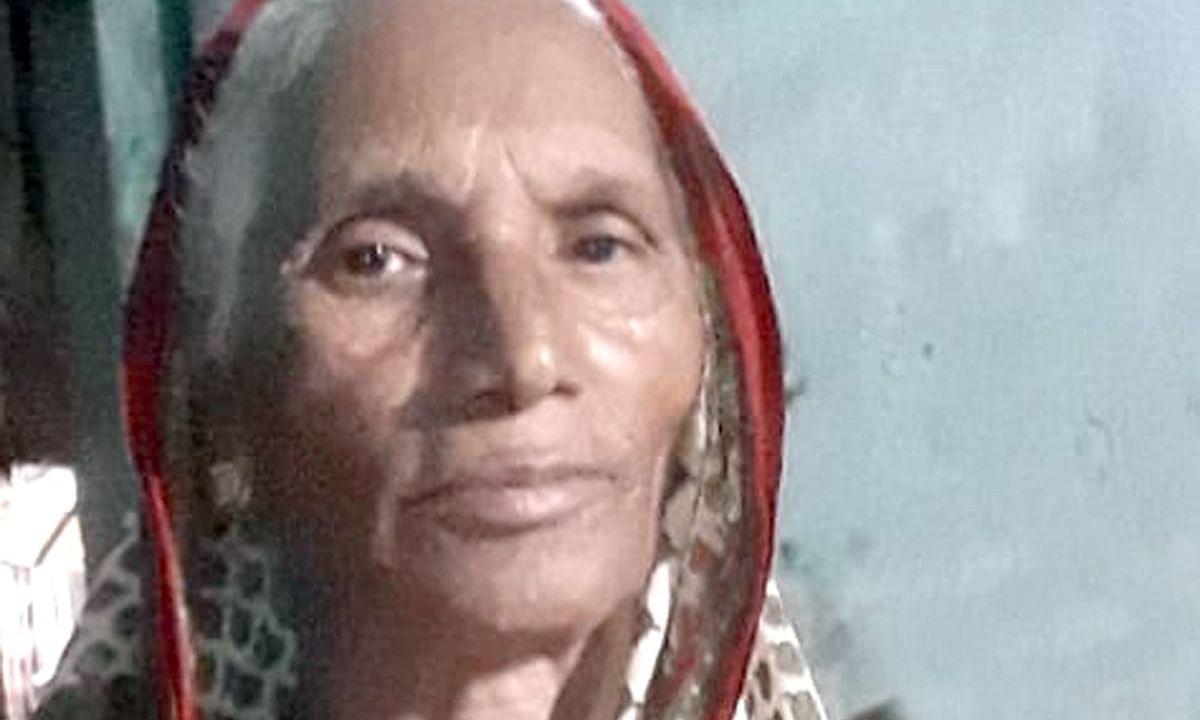 वृद्ध पत्नीची हत्या करून पतीने केली आत्महत्या