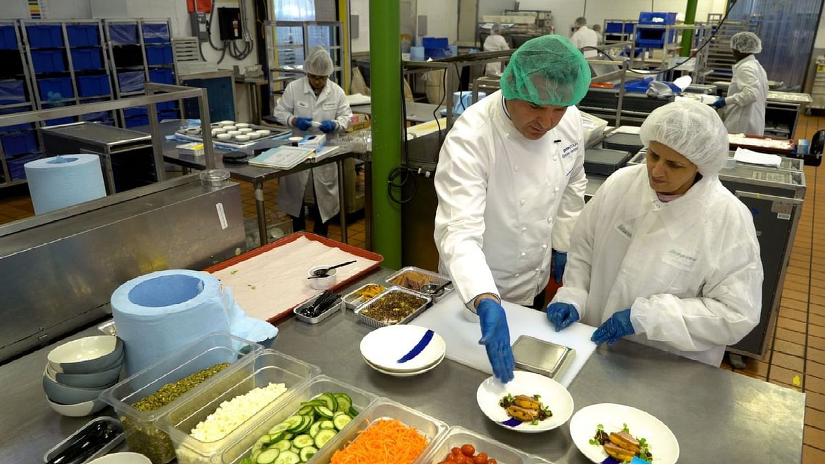 Flight Kitchens: An industry grounded due to pandemic