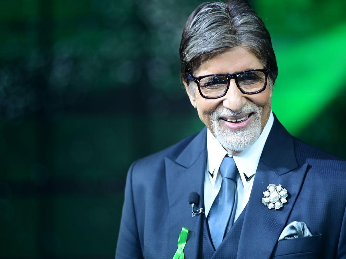 मेगास्टार अमिताभ बच्चन या नृत्यावर खूश