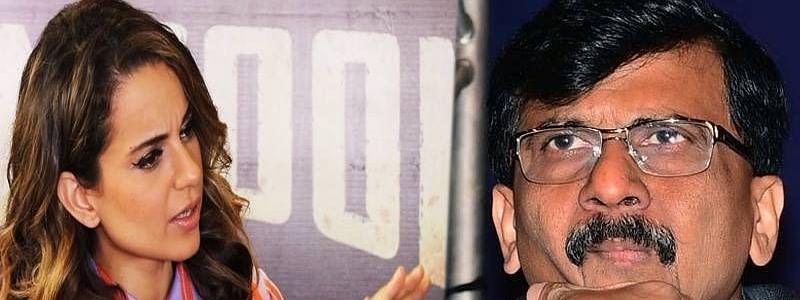 कंगनाचा आरोप : संजय राऊतांकडून मली धमकी