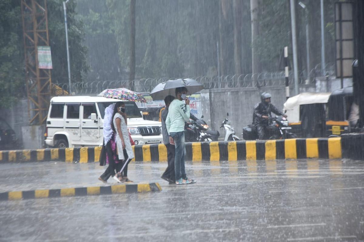 नाशिक पाऊस