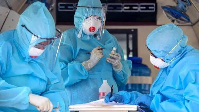 नगर - जिल्हयात ३४४४ रुग्णांवर उपचार सुरू