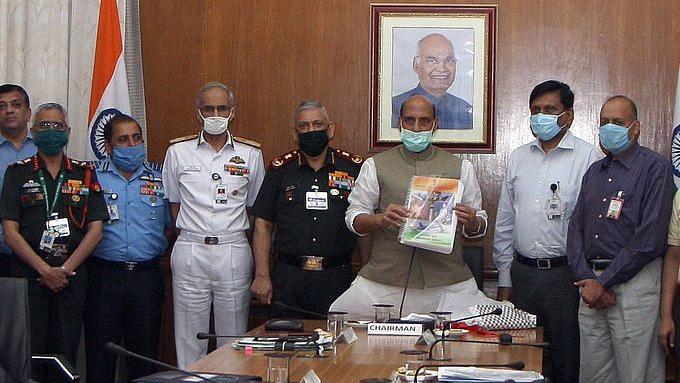 Rajnath Singh unveils new Defence Acquisition Procedure