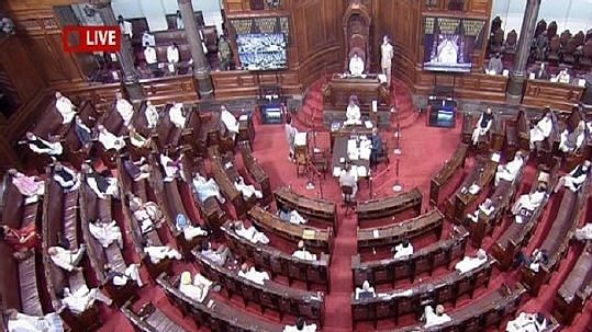 Rajya Sabha passes the Essential Commodities (Amendment) Bill, 2020
