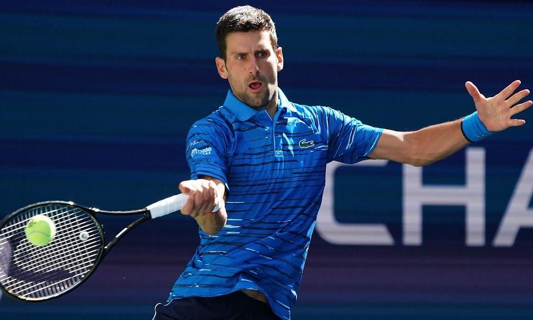 सर्बियाचा स्टार टेनिसपटू 'नोवाक ज्योकोविच' यूएस ओपनमधून बाहेर