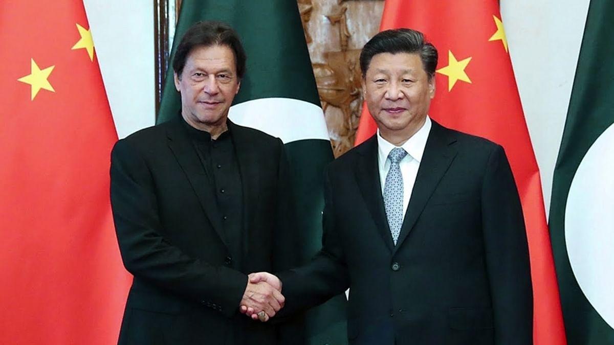 राफेलचा धसका ; पाकिस्ताननेे चीनकडे मागितली विमाने