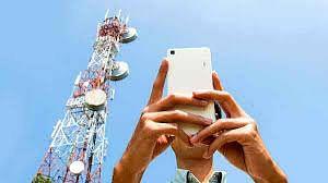 मोबाईल टॉवर शोभेची वस्तू