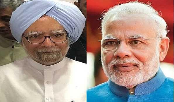 PM greets Dr Manmohan Singh on his birthday