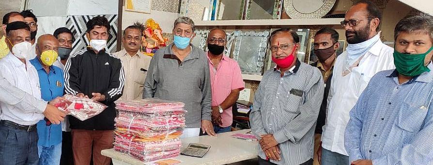 केंदळच्या संघर्ष कन्येला आर्थिक पाठबळ द्या - माजी खा. प्रसाद तनपुरे