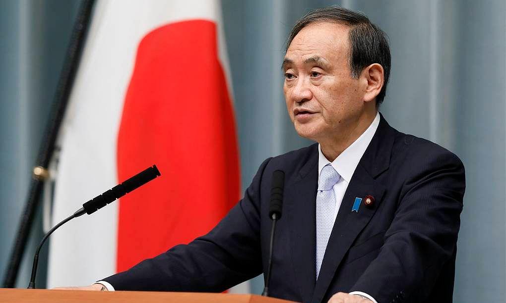 'योशीहिदे सुगा' जपानचे नवे पंतप्रधान