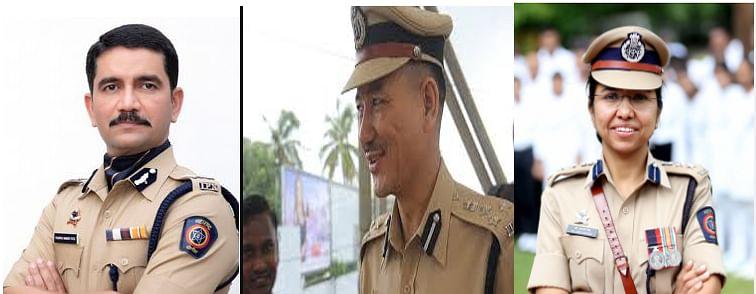 पोलीस महानिरीक्षक दोरजे, आयुक्त नांगरे पाटील, अधीक्षक डॉ सिंग यांची बदली