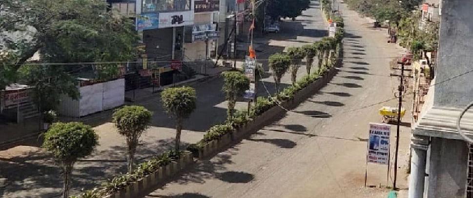 श्रीरामपुरात जनता कर्फ्यूला उत्तम प्रतिसाद