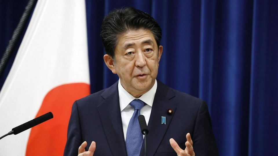 Japan to develop new missile defence plan: Abe