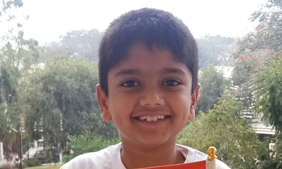 Junior Mental Maths Championship: Nashik boy Aryan wins Gold