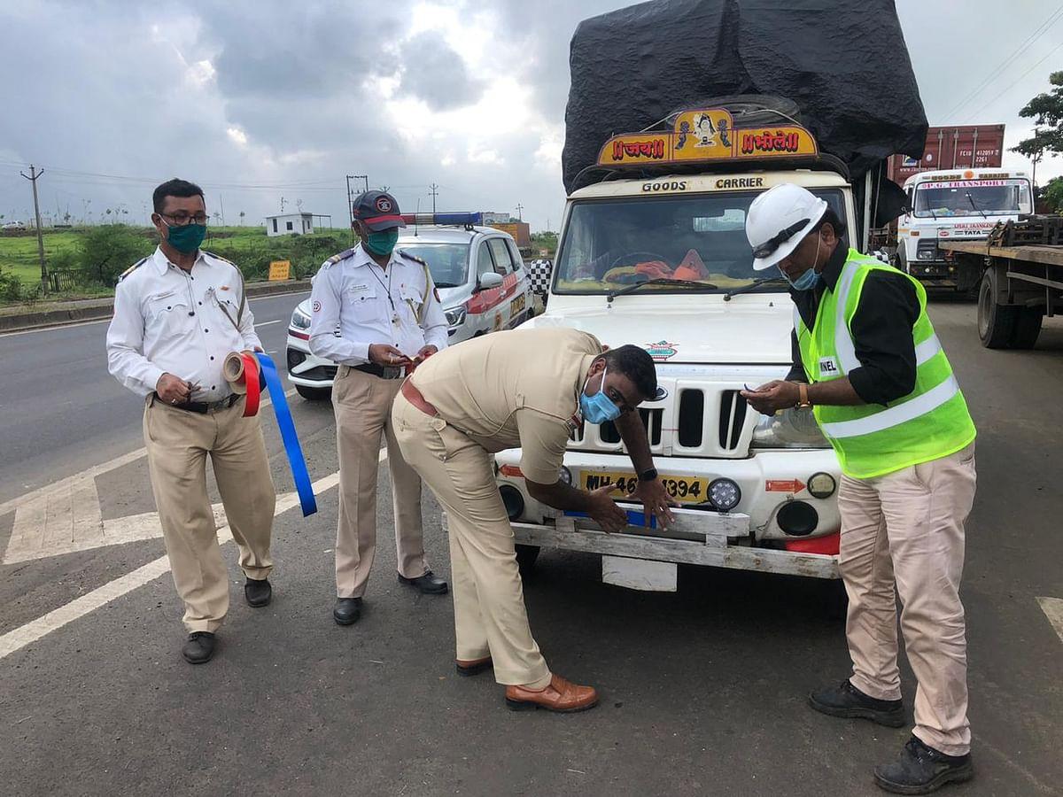 इगतपुरी : मुंबई-आग्रा महामार्गावर अपघाताचे प्रमाण अधिक