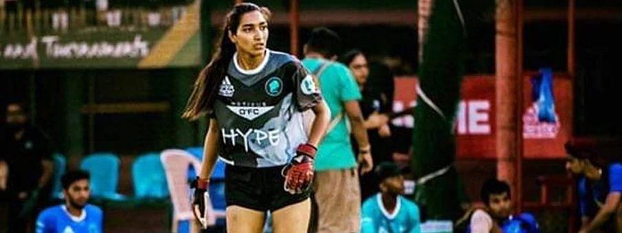 काश्मीरच्या या महिला फूटबॉलरचा आदर्श आहे हा भारतीय क्रिकेटपटू