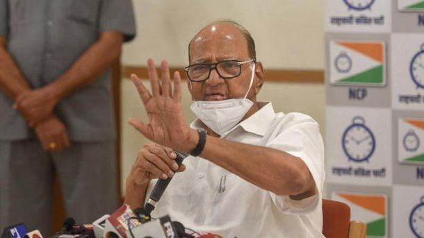 No directions from EC to CBDT on IT notice to Sharad Pawar