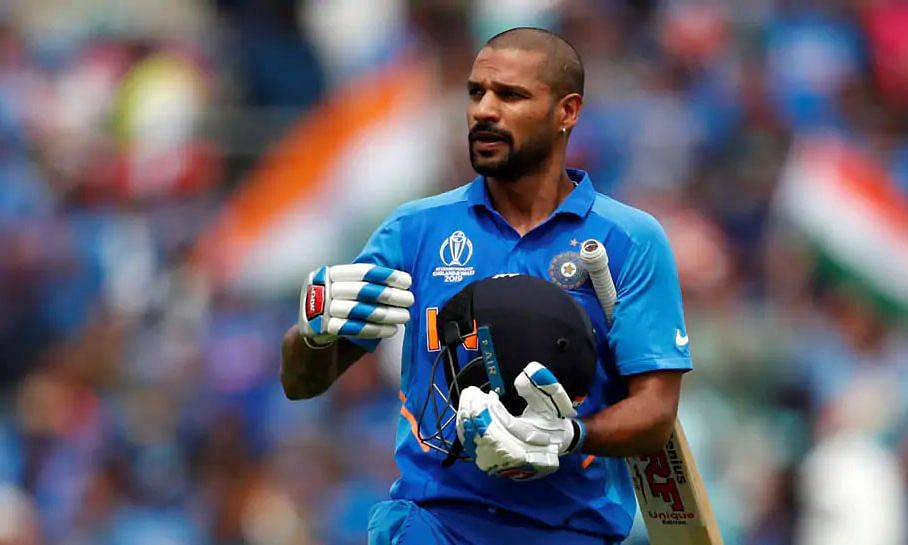 Dhawan's record ton in vain as KXIP beat DC, stay float