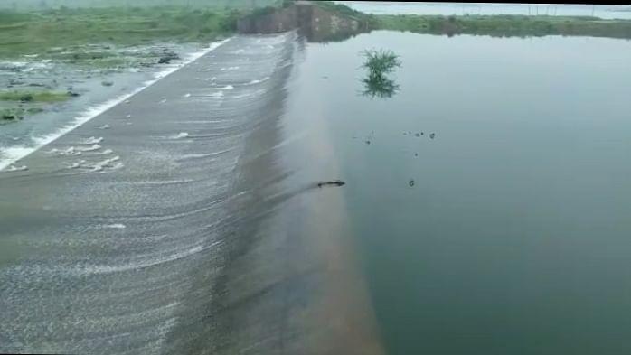 दिंडोरी : तीसगाव धरण भरले तर ननाशीत सर्वाधिक पाऊस