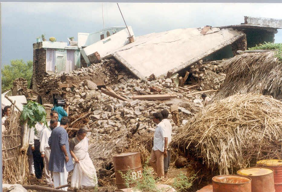 किल्लारी भूकंप : वेदनांची २७ वर्षे...