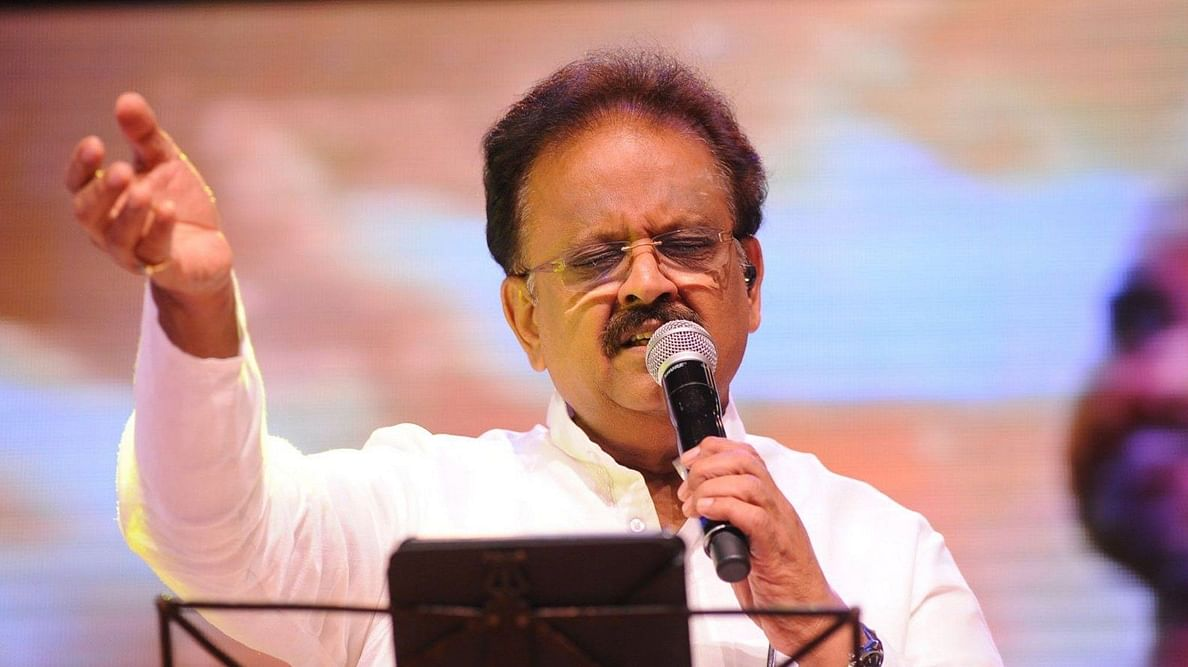 Legendary singer SPB passes away