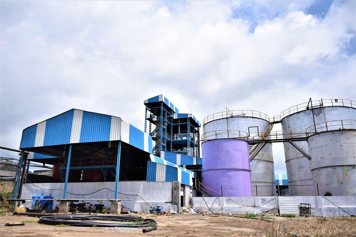'कादवा' कारखान्यात इथेनॉल प्रकल्पाचे शनिवारी भूमिपूजन
