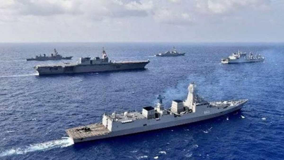 भारतीय युद्धनौकांवरही चीनची हेरगिरी