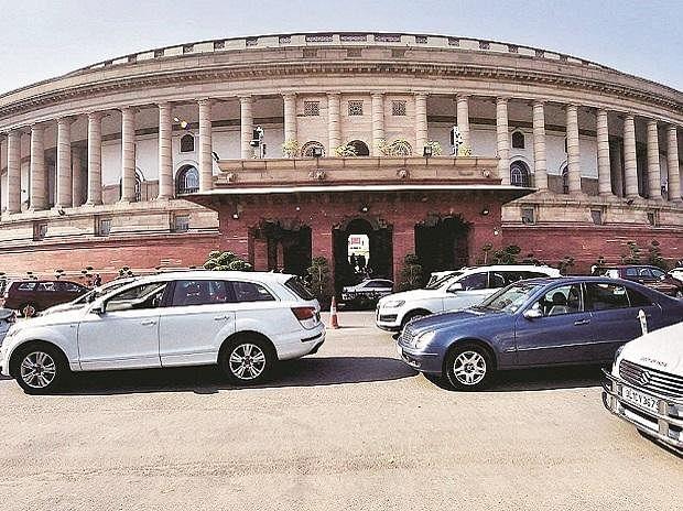 संसद अधिवेशन स्थगित