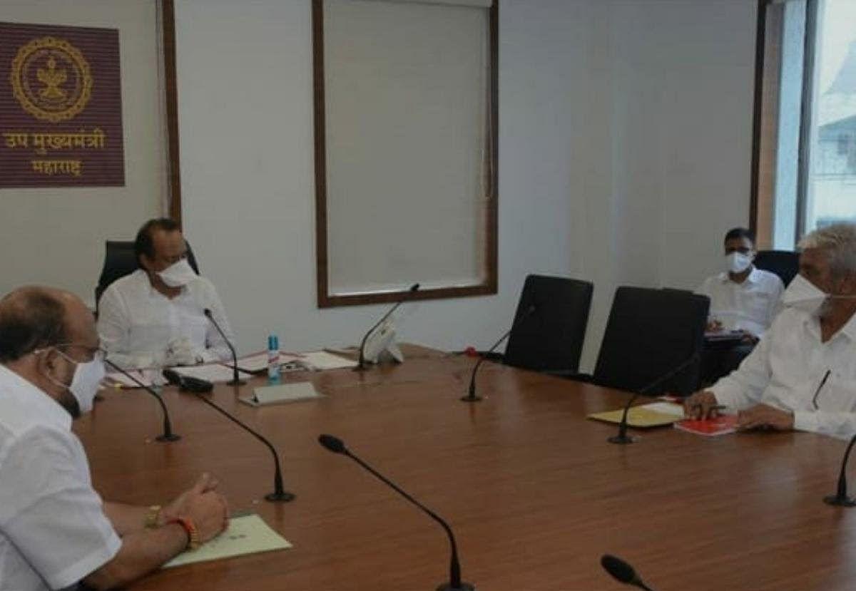 पेठ येथील वाढीव पाणी पुरवठा योजनेस मान्यता द्यावी