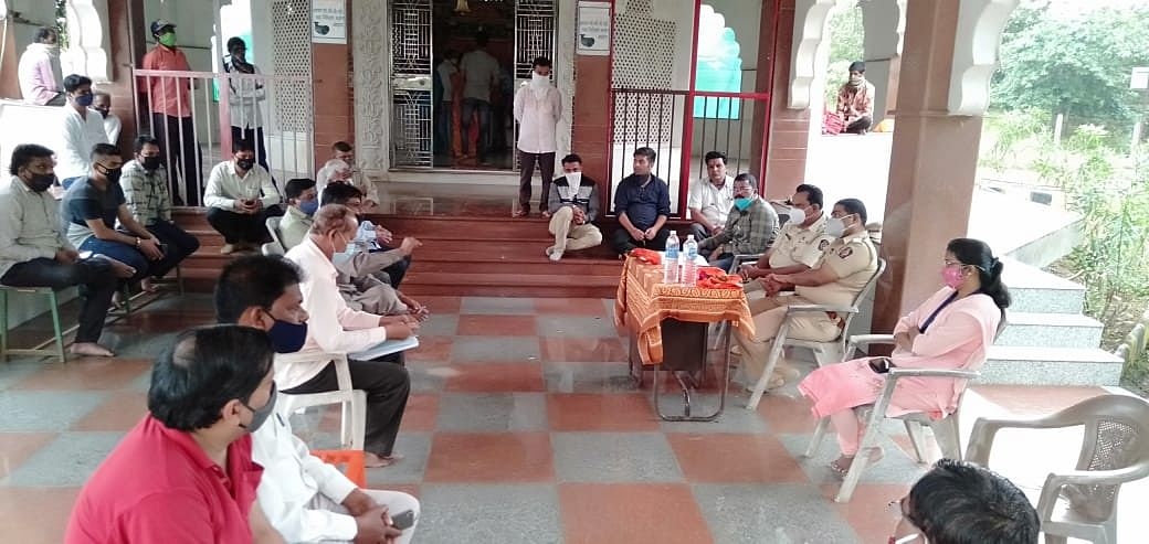 इगतपुरी : यंदाचा घाटनदेवी नवरात्रौत्सव रद्द