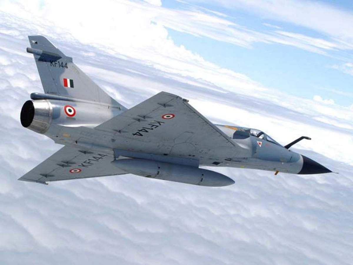 दसॉल्ट मिराज २०००/Dassault Mirage 2000