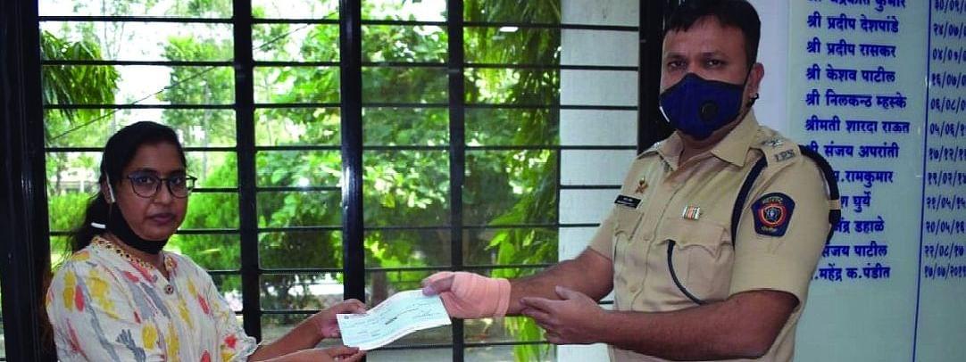 कोरोनामुळे मृत्यू पावलेल्या पोलीसाच्या कुटुंबियांना 50 लाख रुपयांची मदत