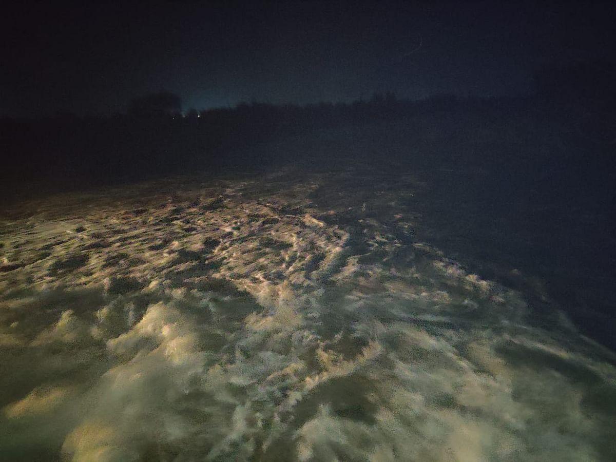 जामखेड : चौंडीत चुलता-पुतण्या नदीच्या पाण्यात गेले वाहुन